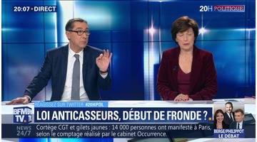 """Loi """"anticasseurs"""": un début de fronde ?"""