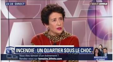 Incendie à Paris: Des antécédents psychiatriques (2/2)
