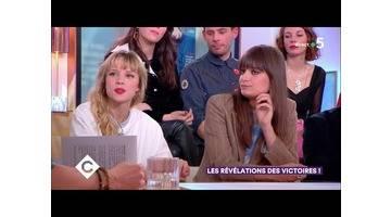 Les révélations des Victoires 2019 ! - C à Vous - 05/02/2019