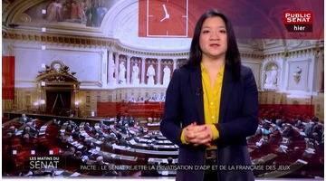 PJL PACTE - Les matins du Sénat (06/02/2019)