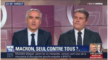 Emmanuel Macron: Isolé à l'Élysée ? (2/3)