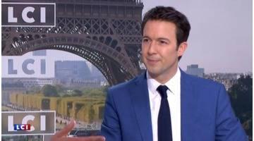 L'interview politique de Christophe Jakubyszyn du 12 février 2019 : Guillaume Peltier