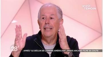 Émission spéciale internationale avec Denys Arcand - 28 minutes - ARTE
