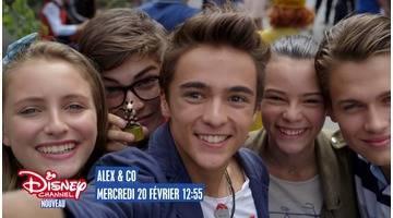 Alex & Co, saison 2 - Mercredi 20 février à 12h55 sur Disney Channel !