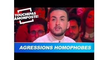 """Agressions homophobe dans """"Envoyé Spécial"""" : le témoignage poignant de Lyes"""