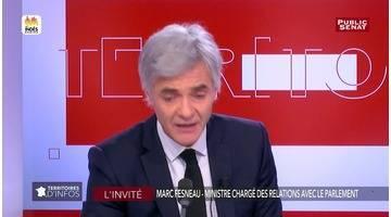 Best Of Territoires d'Infos - Invité politique : Marc Fesneau (21/02/19)