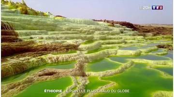 Éthiopie : le point le plus chaud du globe