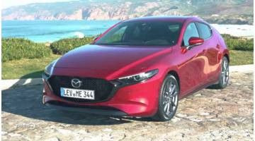 Turbo : Mazda 3, une ligne fluide et racée