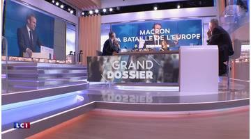 Replay - Le Grand Dossier du lundi 4 mars 2019