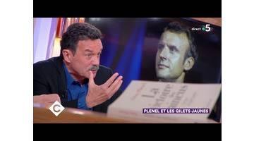 Edwy Plenel et les Gilets Jaunes - C à Vous - 05/03/2019