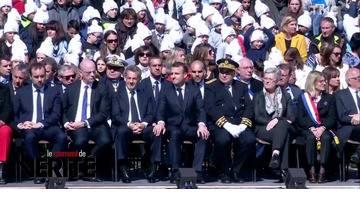 Le Moment de vérité: Emmanuel Macron et Nicolas Sarkozy très complices