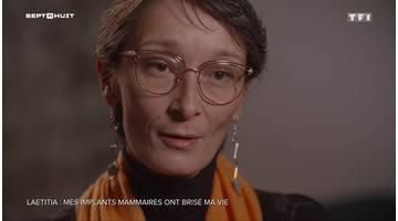 SEPT À HUIT - Mes implants mammaires ont brisé ma vie