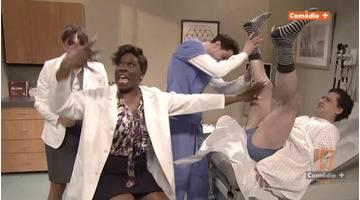 La coloscopie - Saturday Night Live en VOST avec Kit Harington