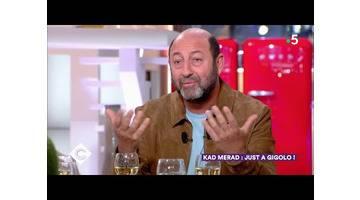 Au dîner avec Kad Merad ! - C à Vous - 12/04/2019