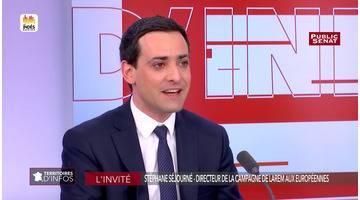 Best Of Territoires d'Infos - Invité politique : Stéphane Séjourné (12/04/19)