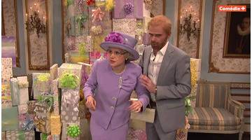 Le prince Harry - Saturday Night Live en VOST avec Emma Stone