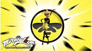 MIRACULOUS ? QUEEN BEE - Transformation ? Les aventures de Ladybug et Chat Noir
