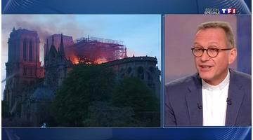 Incendie de Notre-Dame : un spectacle de désolation pour les Parisiens