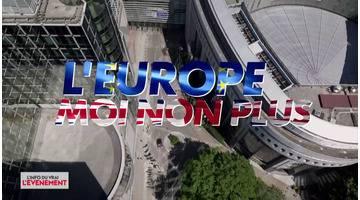 DOCUNEWS : L'Europe, moi non plus ! - L'Info du Vrai du 12/04 - CANAL+