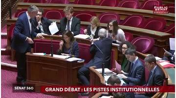 Le rendez-vous de l'information sénatoriale. - Sénat 360 (17/04/2019)
