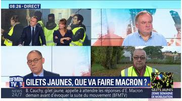 Focus Première : gilets jaunes, que va faire Emmanuel macron ?