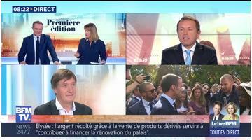 Emmanuel Macron: un emploi en traversant ?