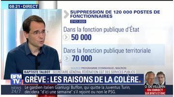 Focus Première : Emmanuel Macron est-il l'ennemi des fonctionnaires ?