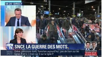Focus Première: SNCF, la grève continue