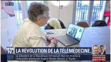 La révolution de la télémédecine