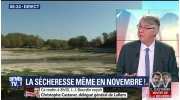 Focus Première : La sécheresse même en novembre ! - 23/11