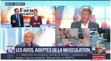 Focus Première: Les ados, adeptes de la musculation - 22/09