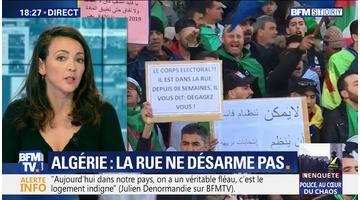 Algérie: La rue ne désarme pas