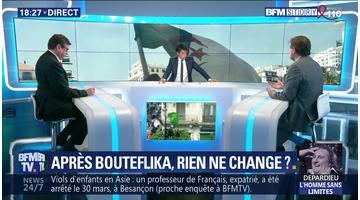 Après Bouteflika, rien ne change ?