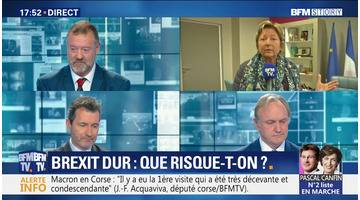 Brexit dur: Que risque-t-on ?