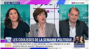 Nathalie Schuck VS David Revault d'Allonnes: Les coulisses de la semaine politique