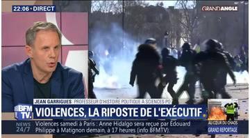 Violences sur les Champs-Elysées, la riposte de l'exécutif