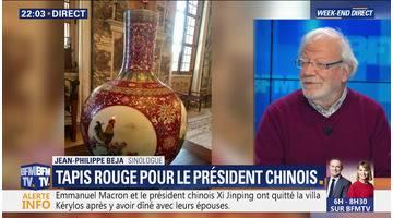 Xi Jinping en France, quels enjeux ? (1/2)