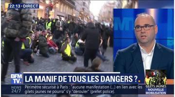 """Une """"déferlante jaune"""" à Paris ? (2/4)"""