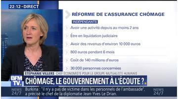 Réforme de l'assurance-chômage: Muriel Pénicaud dévoile les mesures retenues par le gouvernement