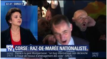 Raz-de-marée nationaliste en Corse