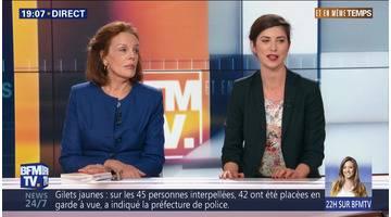 """Brigitte Macron: """"C'est quelqu'un qui a le pouvoir de dénicher un ministre"""", Ava Djamshidi"""