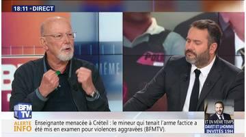 """Jean-François Kahn: """"Il y a deux personnages dans Mélenchon, on ne sait pas dans quel côté il va tomber"""""""