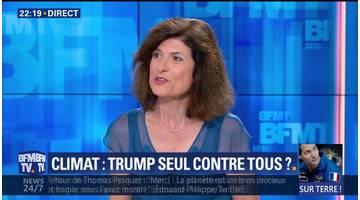Climat: Trump contre le reste du monde (1/3)