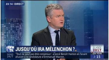 Sondages: Mélenchon bientôt devant Fillon ?