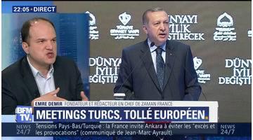 La tenue d'un meeting turc à Metz fait polémique (1/2)