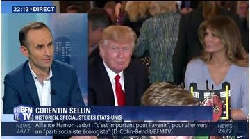 Donald Trump en guerre contre les médias