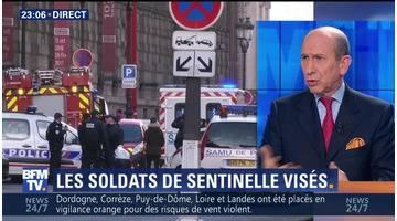 Attaque terroriste au Louvre: le profil de l'assaillant se précise (3/3)