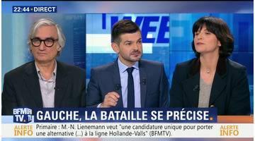 Manuel Valls et Emmanuel Macron se livrent un duel à distance