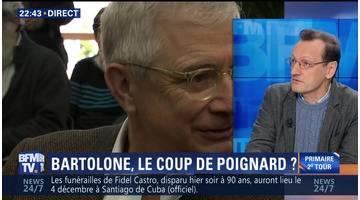 Présidentielle 2017: Une primaire Hollande/Valls ? (1/2)