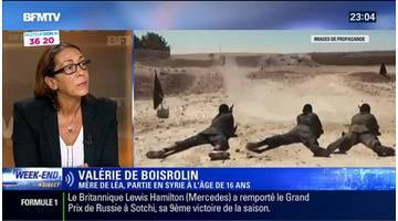 Syrie: des Français dans le camp d'entraînement de Daesh ont été visés par l'armée française